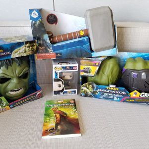 {Brag Worthy Christmas} The Best THOR RAGNAROK Toys and Products! #ThorRagnarokEvent