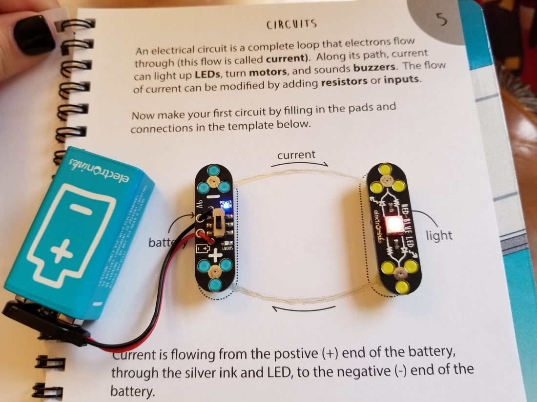 Brag Worthy Christmas Draw Your Own Circuits With Circuit Scribe Fun And Easy To Build Buzzer My Son Thinks The Conductive Ink Pen Is Super Cool Loves That He Gets Lines Complete In Case You Are Wondering About