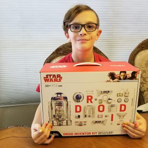 {Brag Worthy Christmas} #littleBits Star Wars Droid Inventor Kit Review + Black Friday & Cyber Monday DEAL #InventorsWanted