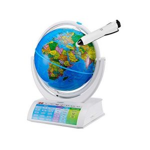 New SmartGlobe Brings the World to Life and makes Learning Fun!