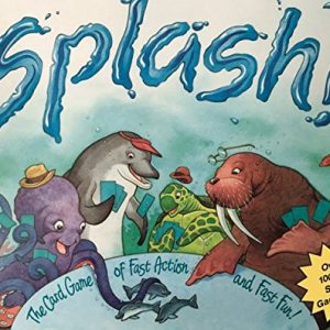 {Brag Worthy Christmas} Splash game is perfect for under the tree!