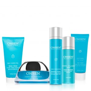 Essential for a Youthful Look~Onsen Collagen Boost System Review