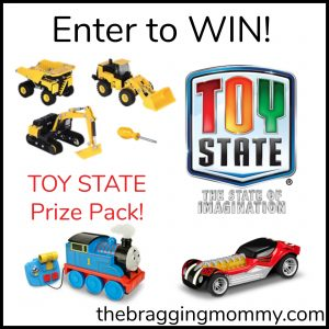 {Brag Worthy Christmas} Toy State Best New Toys For the Holidays and $50+ Toy Prize Pack Giveaway