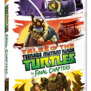{Brag Worthy Christmas} Teenage Mutant Ninja Turtles: The Final Chapters DVD Giveaway