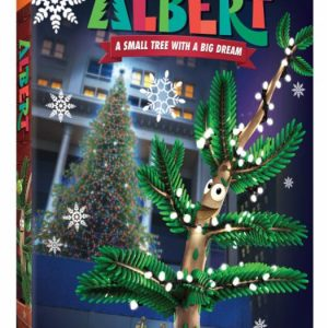 {Brag Worthy Christmas } Albert: A Small Tree With a Big Dream DVD Giveaway