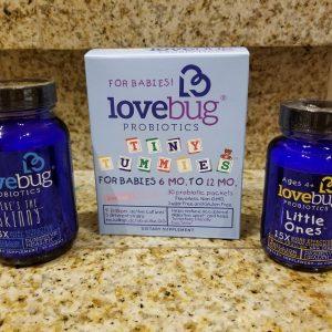 LoveBug Probiotics For the Whole Family! + $25 Visa Gift Card & Probiotics Giveaway