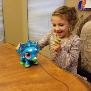 {Brag Worthy Christmas} Build-A-Bot Robots are so much fun!