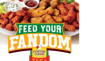 Celebrating Game Day with kids while watching the #FosterFarmsBowl + Giveaway!