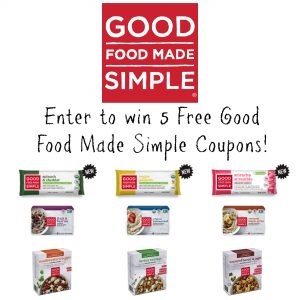 Good Food Made Simple Review and Giveaway!