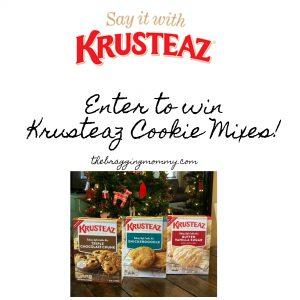 Holiday Cookie Helper- Cookie Swap Easier with Krusteaz! (Giveaway!)