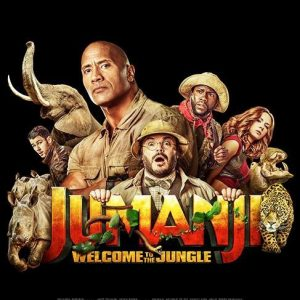 Jumanji: Welcome To The Jungle Film Review~ Opens Today In Theaters! #JUMANJI
