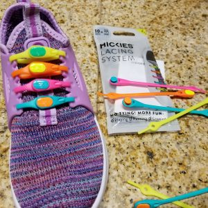 No Tie Elastic Shoelaces? Yes Please! HICKIES Review and $100 GC Giveaway
