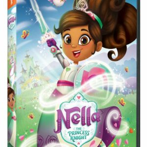 Nella the Princess Knight DVD Giveaway!