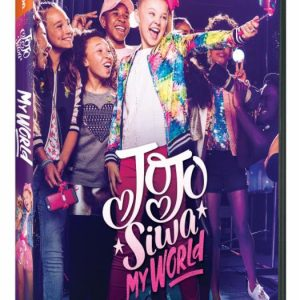 JoJo Siwa: My World DVD Giveaway