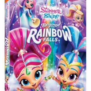 Shimmer and Shine: Beyond the Rainbow Falls DVD Giveaway