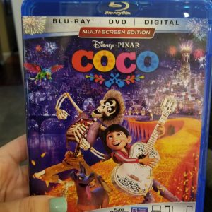 Disney Pixar's COCO is Now Available on Digital HD & on Blu-ray Tomorrow! #PixarCoco