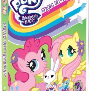 My Little Pony: Spring into Friendship DVD Giveaway (3 win!)