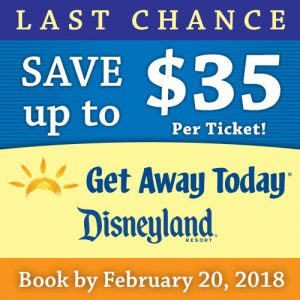 Disneyland Ticket Price Increase 2018 ~ But You Can Still Save up to $35 Per Ticket!