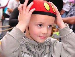 Preschoolers are at the Perfect age to visit Walt Disney World®!