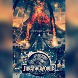 Watch the Newest Trailer for JURASSIC WORLD: FALLEN KINGDOM!