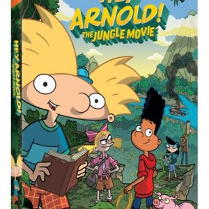 Hey Arnold! The Jungle Movie DVD Giveaway
