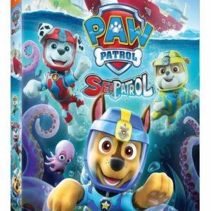 Paw Patrol Sea Patrol DVD Giveaway