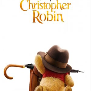 First Look For Disney's CHRISTOPHER ROBIN is Out! #ChristopherRobin will open in theaters August 2018!