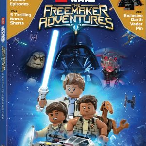 LEGO Star Wars: The Freemaker Adventures Season 2 DVD Giveaway