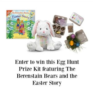 The Berenstain Bears and the Easter Story Review and Giveaway! #BerenstainBearsEaster