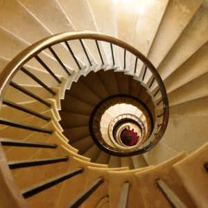 Spiral Stairs: Practical And Gorgeous