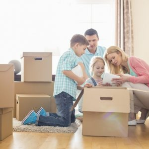 The Best Moments to Remember When Moving to a House
