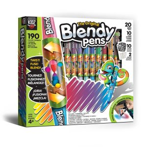 Finding your creativity with Blendy Pens from Chameleon Kidz