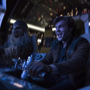Watch the Brand New Trailer for SOLO: A Star Wars Story #HanSolo