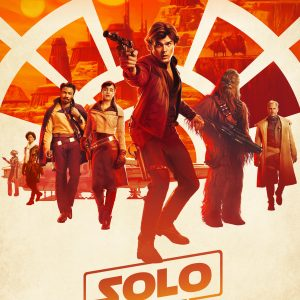 SOLO: A STAR WARS STORY Film Review~ Opens in Theaters May 25th!! #HanSoloEvent #HanSolo