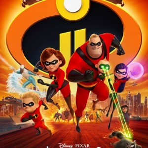 Disney•Pixar Incredibles 2 Film Review~ Now Playing In Theaters!! #Incredibles2