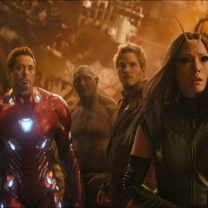 Watch this New Featurette Video for Marvel Studios' AVENGERS #InfinityWar! Opening in theaters April 27th!