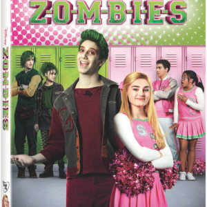 Disney's ZOMBIES is Available on DVD Tomorrow + Giveaway!