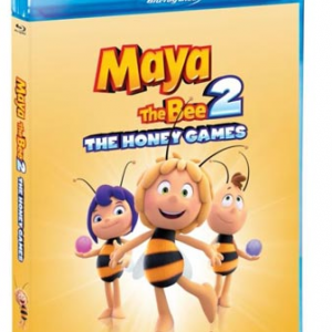 Maya the Bee 2: The Honey Games Blu-ray Giveaway (2 Winners!)