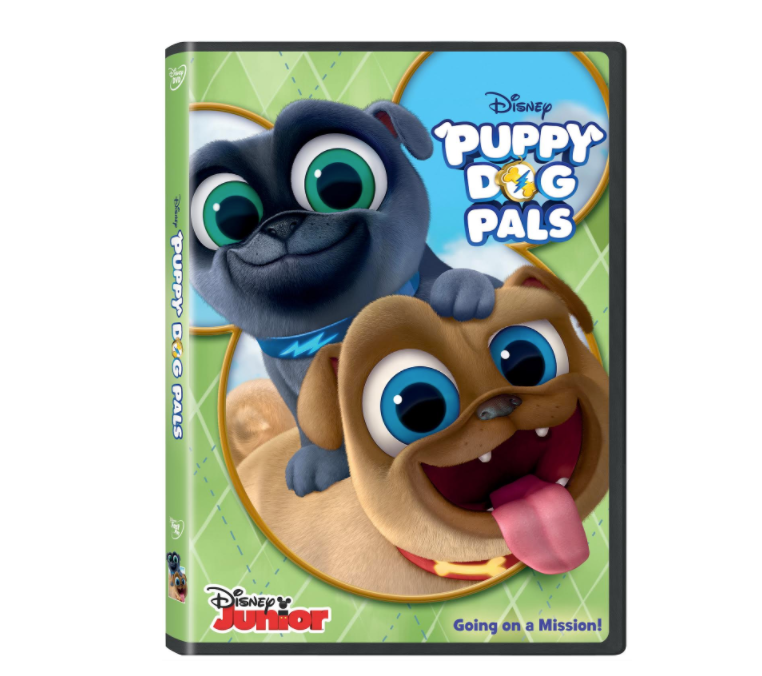 One Lucky Bragging Mommy Reader Will Win A Puppy Dog Pals DVD
