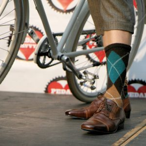 What Wearing Fashionable Socks Tells Others about Your Personality
