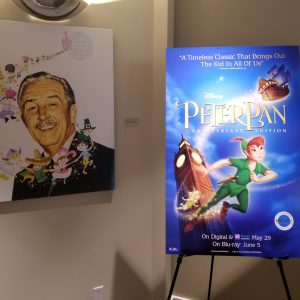 Fun Facts From My Tour of Walt Disney's Office + A Peter Pan Scavenger Hunt on the Disney Studios Lot! #PeterPanBluray