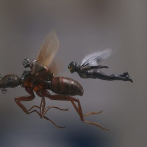 Watch the New Trailer for ANT-MAN AND THE WASP! #AntManandWasp opens July 6th