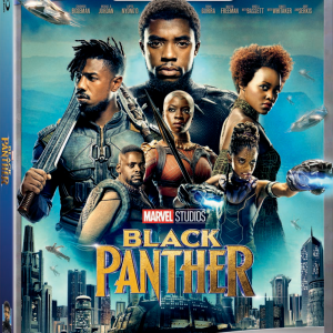 Marvel Studios' BLACK PANTHER is Now Available on Blu-ray & Digital! #BlackPanther