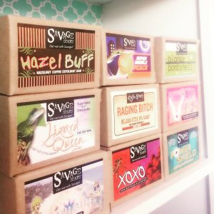 Raising the Bar with Savage Soaps~Review & Giveaway