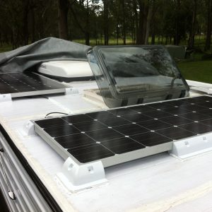 Solar power for your Caravan