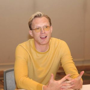 From Vision to Villian ~ We Interview Paul Bettany for SOLO: A STAR WARS STORY~ #HanSoloEvent