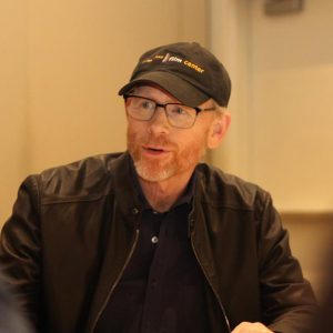 Sitting Down with The Incredible Ron Howard! Director of SOLO: A STAR WARS STORY!! #HanSoloEvent