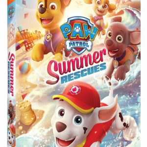 Paw Patrol Summer Rescues DVD Giveaway!