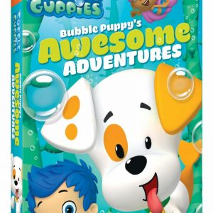 Bubble Guppies: Bubble Puppy's Awesome Adventures DVD Giveaway