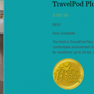 KidCo TravelPod Plus® Travel Playard Review